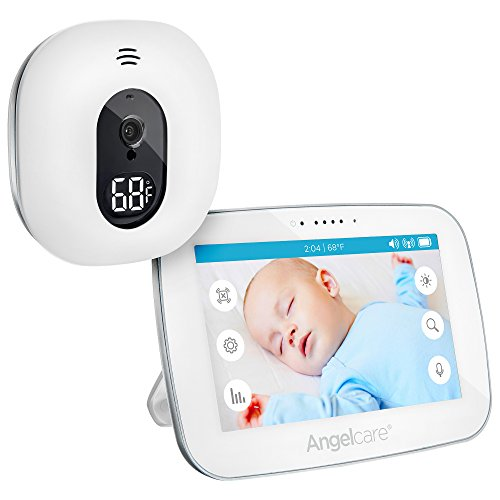 Angelcare Baby Video Monitor with 5'' Touchscreen Display (AC510) by Angelcare