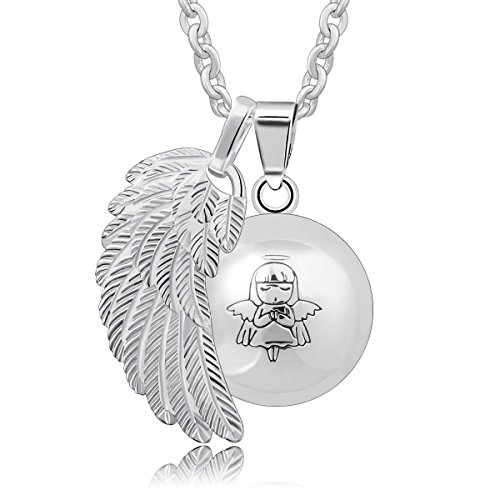 Baby Angel Pendant - 5