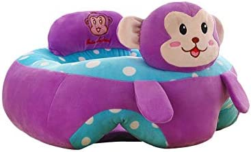 Cute Baby Sofa Chair Animal Shaped Support Seat Sofa For Baby Boys