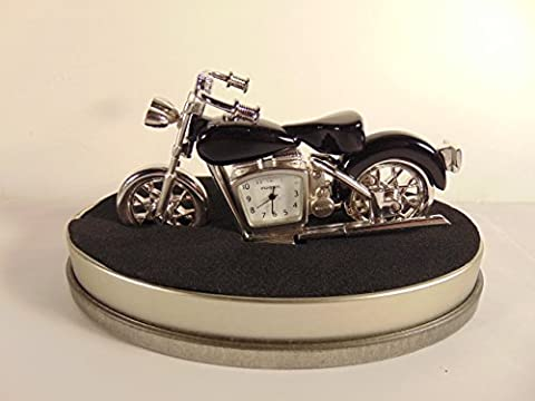 Motorcycle Desk Clock by FOSSIL (Fossil Limited Edition)