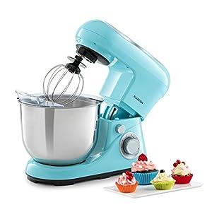 Klarstein Bella Pico 2G - Robot da Cucina, Mixer, Impastatrice, 1200 W / 1,6 PS, 6 Livelli, Sistema di Miscelazione… 20