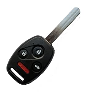 2005 05 honda accord remote key combo 4 button amazon. Black Bedroom Furniture Sets. Home Design Ideas