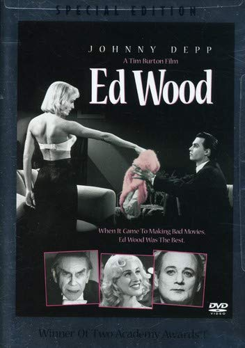 Ed Wood (Special Edition) - Ed Dvd