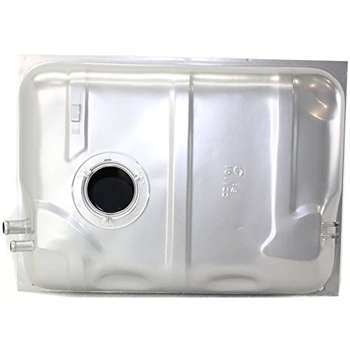 Evan-Fischer EVA13272027400 Fuel Tank for Jeep Wrangler 87-90 4Cyl Steel 15 Gallon Capacity/57 Liters - Jeep Wrangler Fuel Tank
