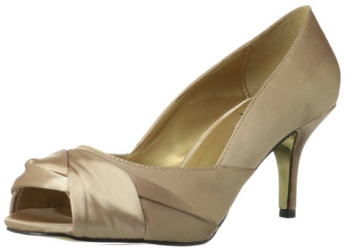 Luichiny Women's Eye for You, Nude, 9 M US