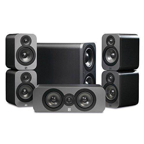 Q Acoustics 3000 Series 5.1 Home Theatre System