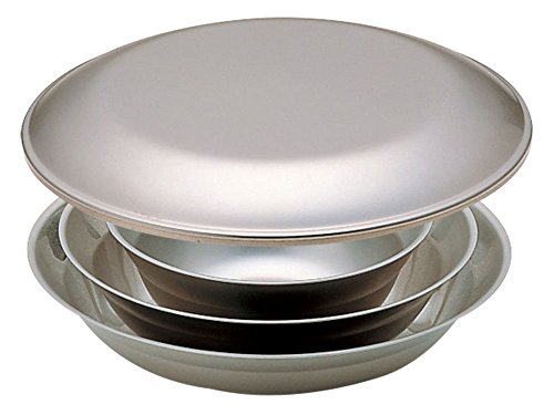 Snow Silverware Titanium Peak - Snow Peak Tableware Set, Large