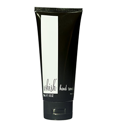 Whish Hand Remedy - Hand Cream, Moisturizer, Dry Skin Remedy, Natural and Organic Skin Care, Contains Coconut Oil - Hand Remedy