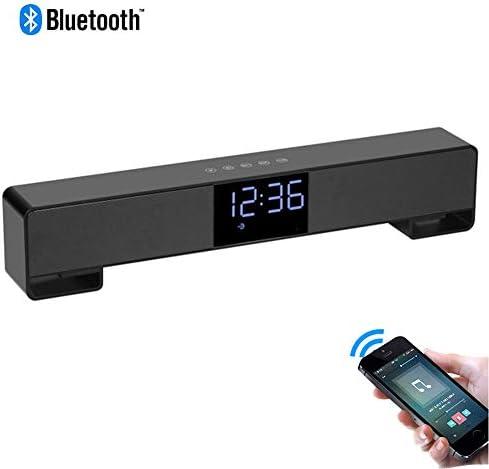 10W Bluetooth Speaker, with LED Display, DSP Digital Sound,