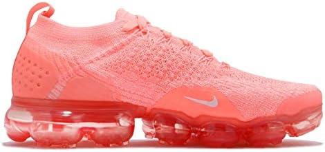 premium selection 291a2 ab45f Nike Women's W AIR Vapormax Flyknit 2, Crimson Pulse/SAIL ...