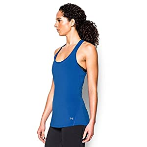 Under Armour Women's CoolSwitch Tank X-Small Ultra Blue-907