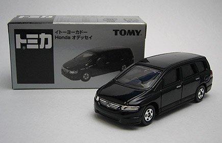 イトーヨーカドー Honda オデッセイ (ブラック) 「トミカ」