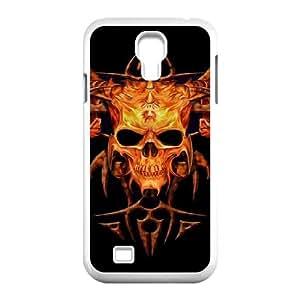 SamSung Galaxy S4 I9500 Skeleton Phone Back Case Custom Art Print Design Hard Shell Protection DF070973