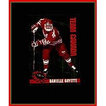 1994 Classic Women of Hockey #W7 Danielle Goyette Team Canada