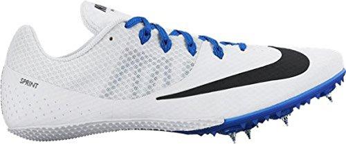 Azul White nbsp;Sport Black S Black Shoes 8 Blanco Rival Nike racer Adults Unisex Zoom Blue xgAqPzIv