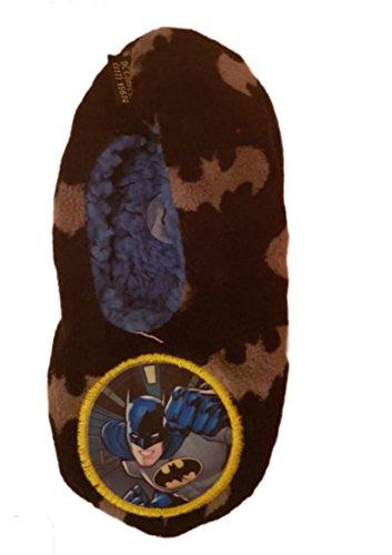Tossut Primark Koko Comics ~ Batman ~ Pojat Footlets Musta 8 ~ ~ Ilmapiiri 9 Dc vw7dqnWZvT