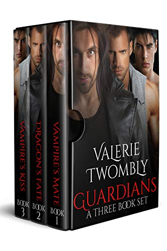 Guardians Boxset (Books 1-3)