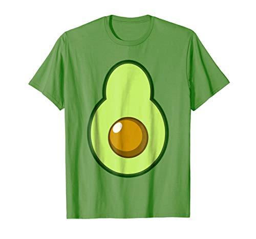 Avocado Costume Halloween Funny Idea DIY -