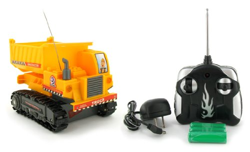 Rtr Rc Construction Vehicle - 2