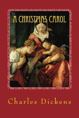 Read Online A CHRISTMAS CAROL, a LARGE Print Classic: With Authentic Illustrations PDF