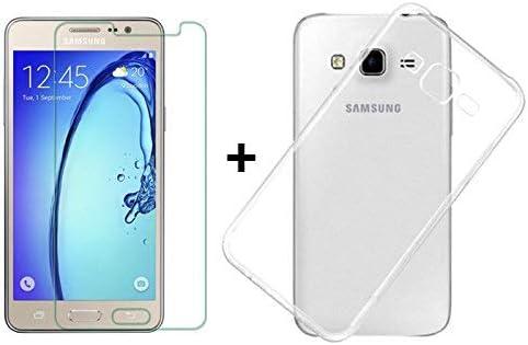PLANETMOVIL® Samsung Galaxy J7 (2017) (J730) Pack DE PROTECCIÓN ...