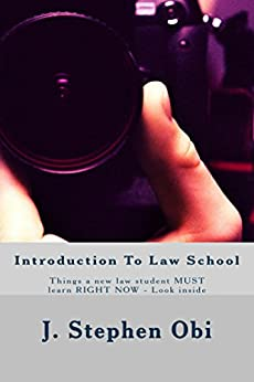 Introduction To Law School (Normalized Partial Reading OK): (Normalized Partial Reading OK)