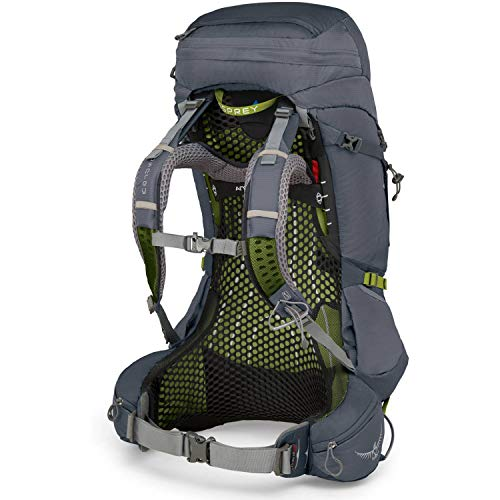 Osprey Packs Atmos Ag 50 Backpacking Pack, Abyss Grey, Medium by Osprey (Image #1)