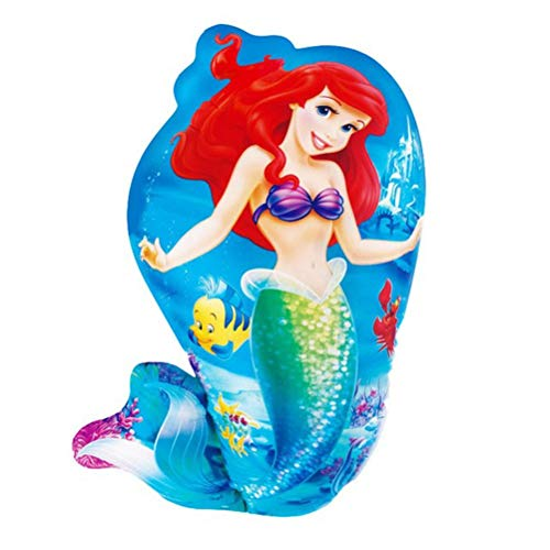 Halloween Mermaid - Baby Party 1pc Mermaid Foil Balloons Of Cartoon Ballon Helium Kids Birthday Decoration - Accessories Ballons Balloons Ballons Accessories Camouflage Cape Summer Loki Thor Arr