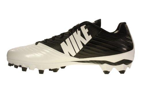 Speed White Low Vapor NIKE Men's TD Black Black Cleat Football SqEP6P