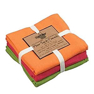 Amazon.com: Kay Dee Designs Party Brights Flour Sack ...