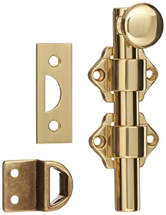 surface bolt. Rockwood 630-4.3 Solid Brass Surface Bolt With Universal And Mortise  Strike, 2 Guide Surface Bolt H