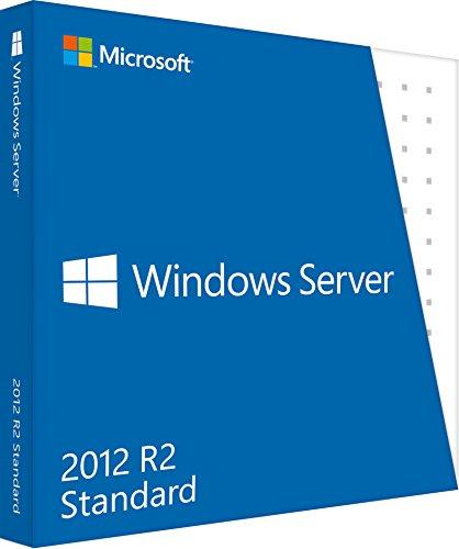 Software : Microsoft Windows Server Standard 2012 R2 64 Bit English DVD 5 Clt
