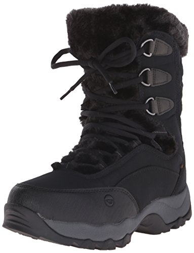 Hi-Tec Women's St Moritz Lite 200 I WP Snow Boot Black/Charcoal