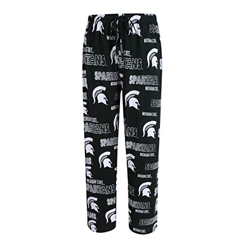 Concepts Sport NCAA Michigan State Spartans Men's Knit Pajama Pants - Michigan Pants State