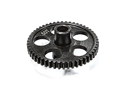 Integy RC Hobby C25900 Billet Machined 50T Spur Gear for Traxxas LaTrax Rally 1/18 Scale