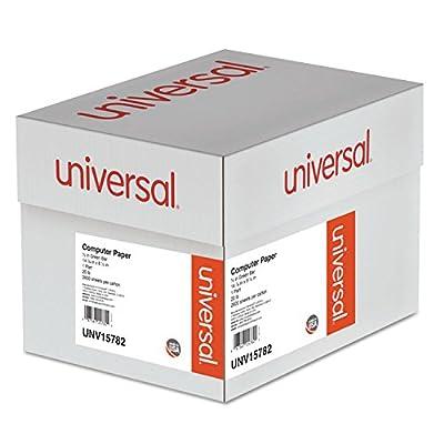 UNV15782 - Green Bar Computer Paper