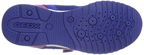 GeoxJ MAISIE GIRL B - Zapatillas Niñas Azul - Blau (ROYALC4011)