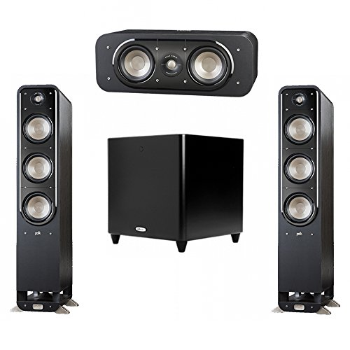 Polk Audio Signature 3.1 System with 2 S60 Tower Speaker, 1