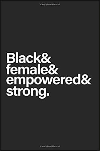 diary of a strong black woman