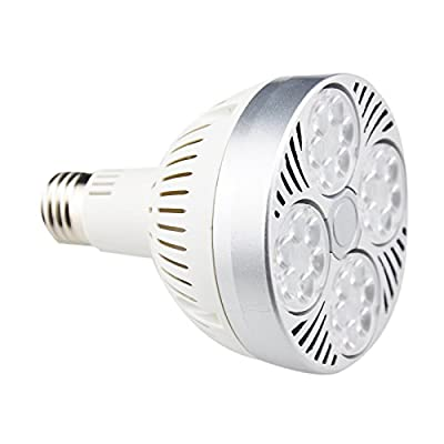 Jian ya na LED PAR 30 Light 6000k daylight White E27 Stardard Screw in Base 35W 25 Degree Bean Angel