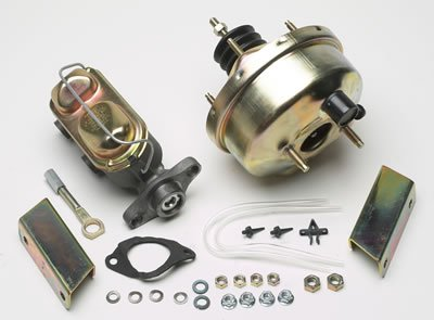 SSBC A28143 Master Cylinder And Booster Assemblies, 1964-1966 Ford Mustang ()