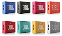 JBL GO Portable Wireless Bluetooth Speaker W/ A Built-In Strap-Hook