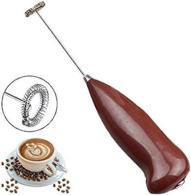 ZXL Batidora de Huevo con batidor para café para café Latte ...