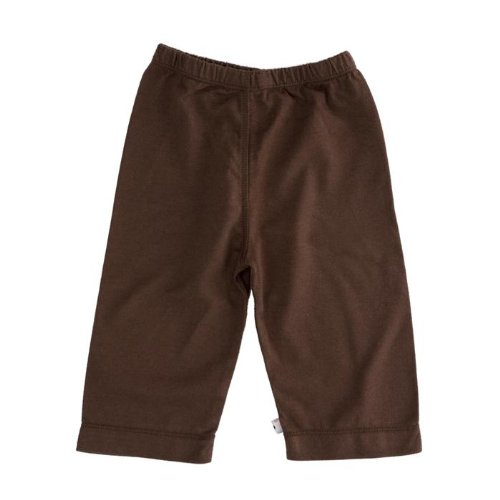 Baby Soy Slip-on Pants - Chocolate (18-24 months)
