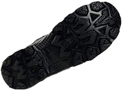 人工皮革快適なフェイクファーのためのアウトドアシューズトレッキングメンズ寒冷シューズ冬のレースアップウォームノンスリップのための雪のブーツは、ライニング (色 : 黄, サイズ : 28 CM)