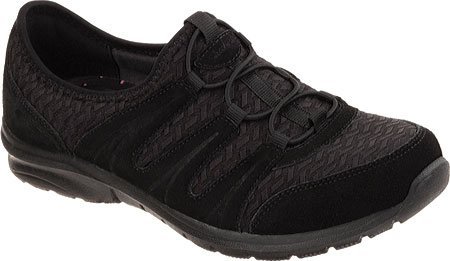 Skechers Womens Relaxed Fit Relaxed Living Weekend Stroll Sneaker Black
