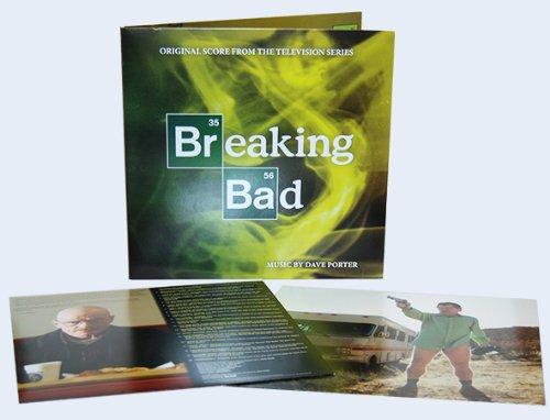 Dave Porter Breaking Bad Original Score From The Television - Vinylboden nassraum
