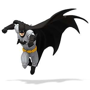 Hallmark Keepsake 2017 BATMAN The Guardian of Gotham City Christmas Ornament Batman 2017 Multi