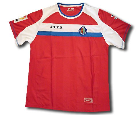 fan products of Getafe 08 Away Soccer Jersey Kit