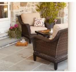 Amazon Com Patio Furniture Outdoor Lawn Garden Hampton Bay Woodbury With Textured Sand Cushions 3 Pc Outdoor And Patio Furniture Sets Garden Outdoor